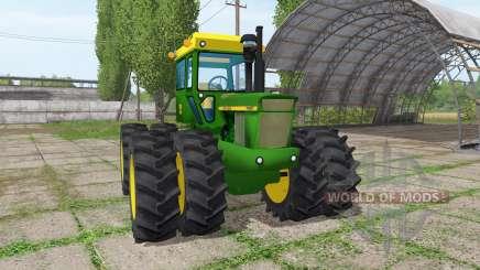 John Deere 7020 para Farming Simulator 2017