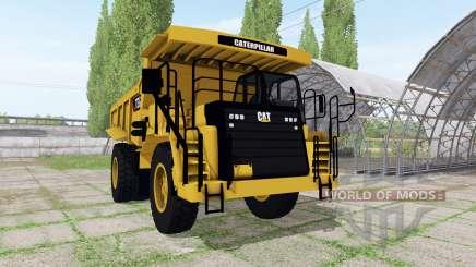 Caterpillar 773G v1.3 para Farming Simulator 2017