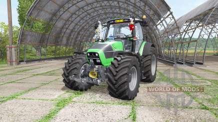 Deutz-Fahr Agrotron 620 TTV v3.0 para Farming Simulator 2017
