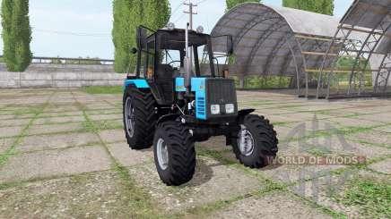 Belarús MTZ 892 v2.0 para Farming Simulator 2017