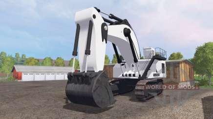 Liebherr R 9800 para Farming Simulator 2015