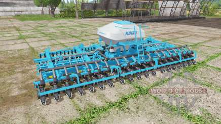 Kinze planter with fertilizer para Farming Simulator 2017