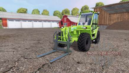 Merlo P41.7 Turbofarmer v4.0 para Farming Simulator 2015