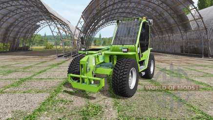 Merlo P41.7 Turbofarmer v3.0 para Farming Simulator 2017
