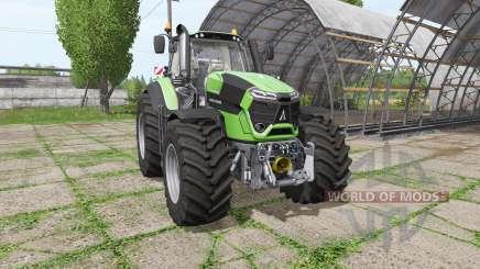 Deutz-Fahr Agrotron 9290 TTV para Farming Simulator 2017