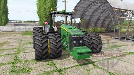 John Deere 8270R v1.1.2.5 para Farming Simulator 2017