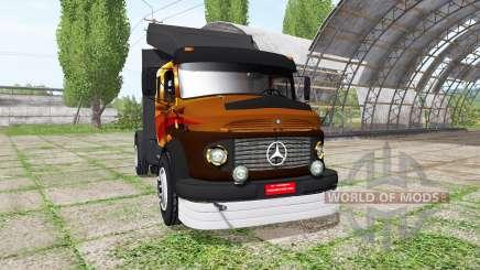 Mercedes-Benz L 1519 para Farming Simulator 2017