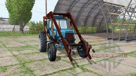 MTZ 80 Belarús tagamet para Farming Simulator 2017