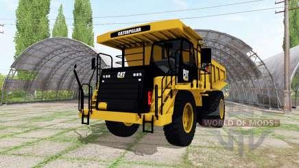 Caterpillar 773G v1.1 para Farming Simulator 2017