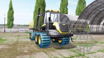 PONSSE Buffalo v1.2 para Farming Simulator 2017