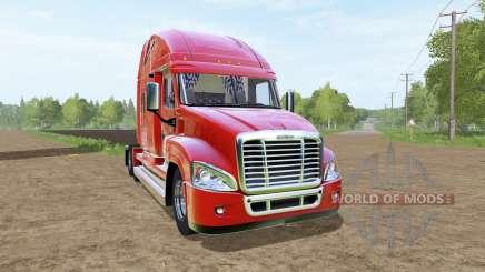 Freightliner Cascadia para Farming Simulator 2017