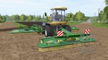 Krone BiG M 500 v1.1 para Farming Simulator 2017