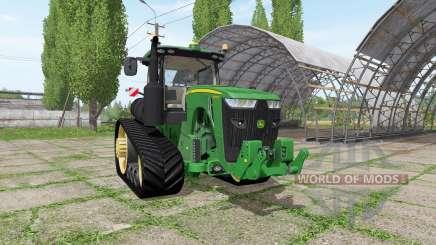 John Deere 8370RT para Farming Simulator 2017