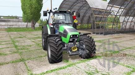 Deutz-Fahr Agrotron 620 TTV v2.0 para Farming Simulator 2017