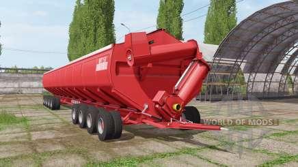 Bromar MBT 150 para Farming Simulator 2017
