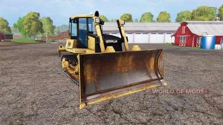 Caterpillar D9 para Farming Simulator 2015