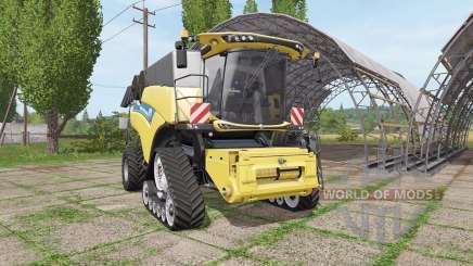 New Holland CR10.90 RowTrac para Farming Simulator 2017