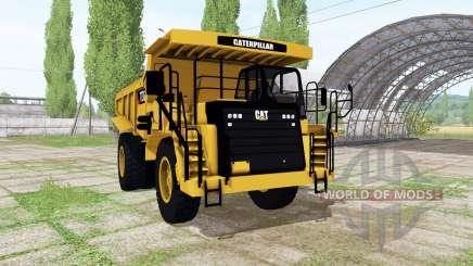 Caterpillar 773G v1.2 para Farming Simulator 2017