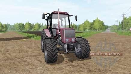 Belarús 826 v1.1 para Farming Simulator 2017