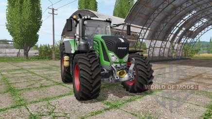 Fendt 930 Vario v4.0.1 para Farming Simulator 2017