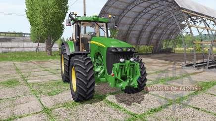 John Deere 8220 v4.0 para Farming Simulator 2017