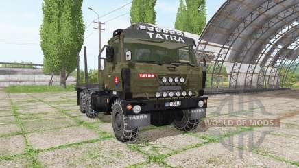 Tatra T815 6x6.1 forest para Farming Simulator 2017