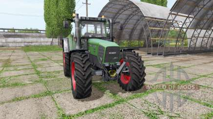 Fendt Favorit 916 para Farming Simulator 2017