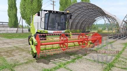 CLAAS Tucano 320 v2.0 para Farming Simulator 2017