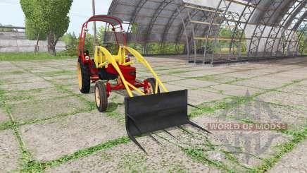 Fortschritt GT 124 para Farming Simulator 2017