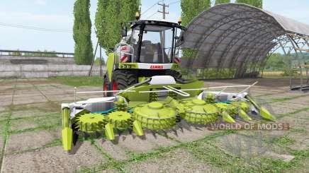 CLAAS Jaguar 940 para Farming Simulator 2017