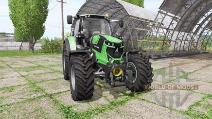 Deutz-Fahr Agrotron 6185 TTV para Farming Simulator 2017