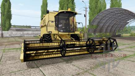 New Holland TF78 v1.2 para Farming Simulator 2017