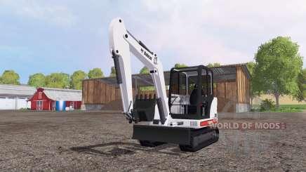 Bobcat 331 para Farming Simulator 2015