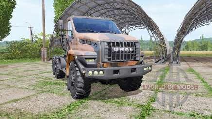 Ural Siguiente (4320-6951-74) de camuflaje para Farming Simulator 2017