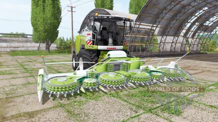 CLAAS Jaguar 950 para Farming Simulator 2017