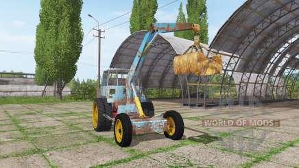 Fortschritt T157-II v3.0.4 para Farming Simulator 2017