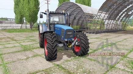 Fendt Favorit 924 v2.0 para Farming Simulator 2017