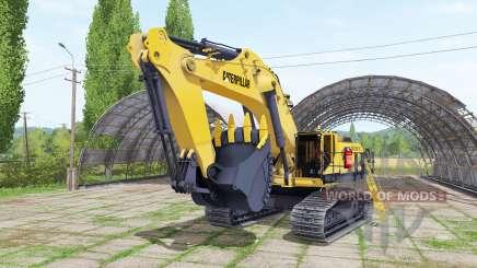 Caterpillar 6015B para Farming Simulator 2017