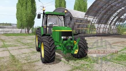 John Deere 6610 para Farming Simulator 2017