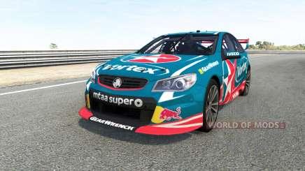 Holden Commodore VF V8 Supercar TeamVortex para BeamNG Drive