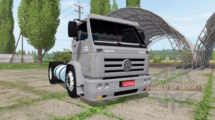 Volkswagen Worker 18-310 Titan Tractor para Farming Simulator 2017