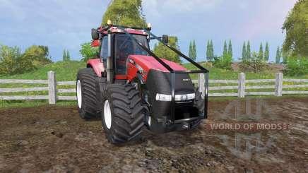 Case IH Magnum 380 CVX forest para Farming Simulator 2015