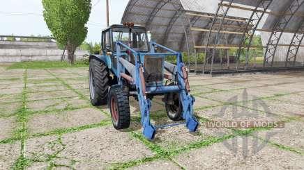 MTZ 80 Belarús cargador para Farming Simulator 2017