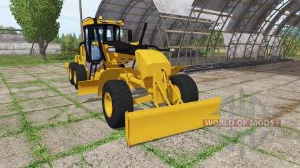 Caterpillar 140M v2.1 para Farming Simulator 2017
