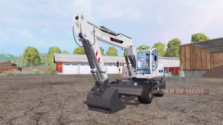 Terex TW 170 para Farming Simulator 2015