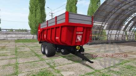 Gilibert 1800 PRO para Farming Simulator 2017