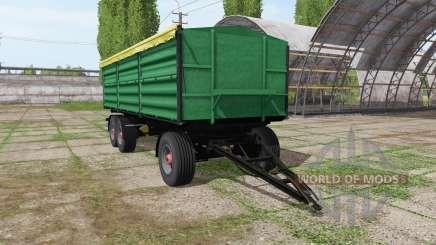 Vasonzo 18t para Farming Simulator 2017
