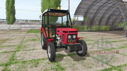 Zetor 7211 para Farming Simulator 2017
