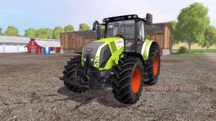CLAAS Arion 820 para Farming Simulator 2015