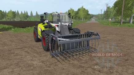 CLAAS Scorpion 7055 v1.11 para Farming Simulator 2017